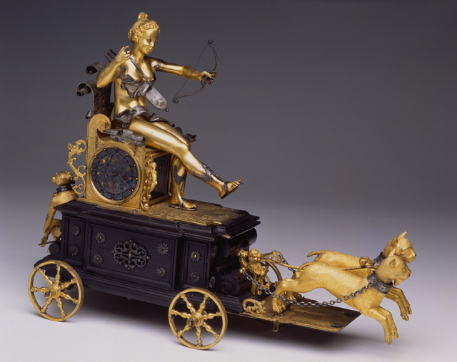 The Chariot of Diana